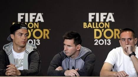 Ronaldo no ganó nada