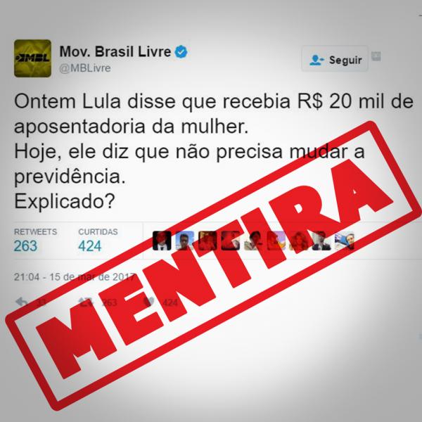 mbl - lula