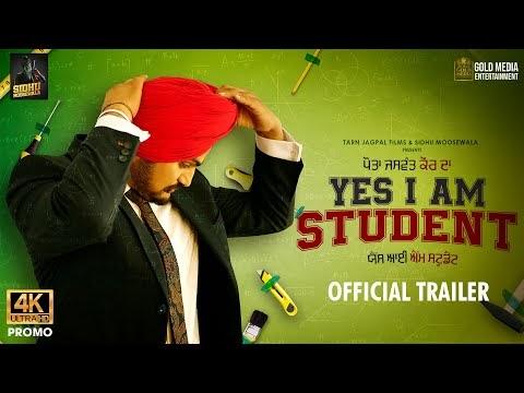 Yes I Am Student Punjabi Movie Trailer
