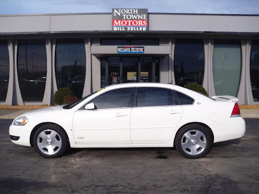 Used 2008 Chevrolet Impala for Sale in Defiance OH 43512 Northtowne Motors