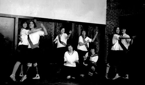 Dance Class 1925