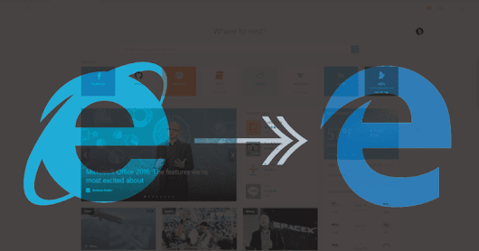 Microsoft Edge can now use Enterprise Mode, let businesses automatically open legacy sites in IE11