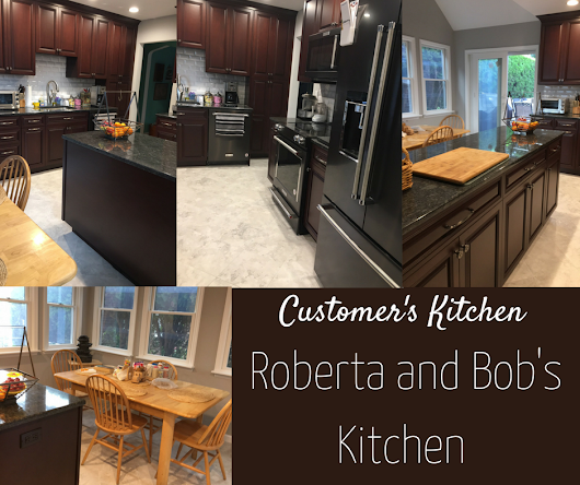 Roberta and Bob's Kitchen