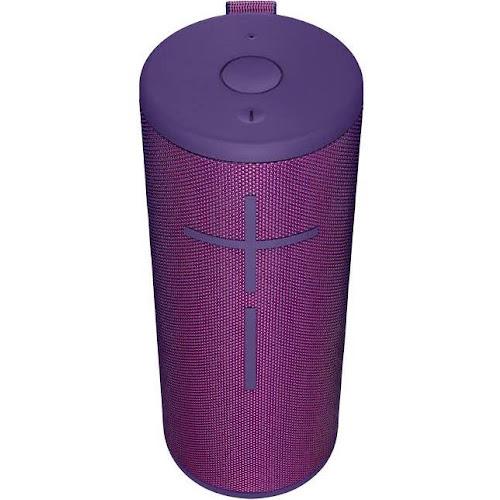 Ultimate Ears Boom 3 Portable Speaker - Wireless - Ultraviolet Purple