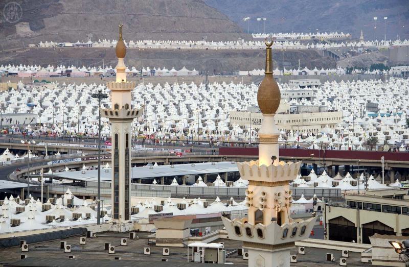 mina hajj saudi Makkah