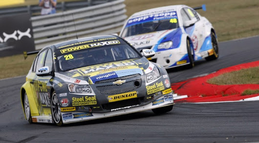 BTCC | Power Maxed Racing switch to TOCA engines