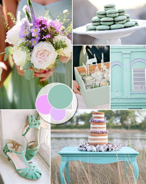 Pastel Wedding Color Ideas And Invitations 2014 Trends
