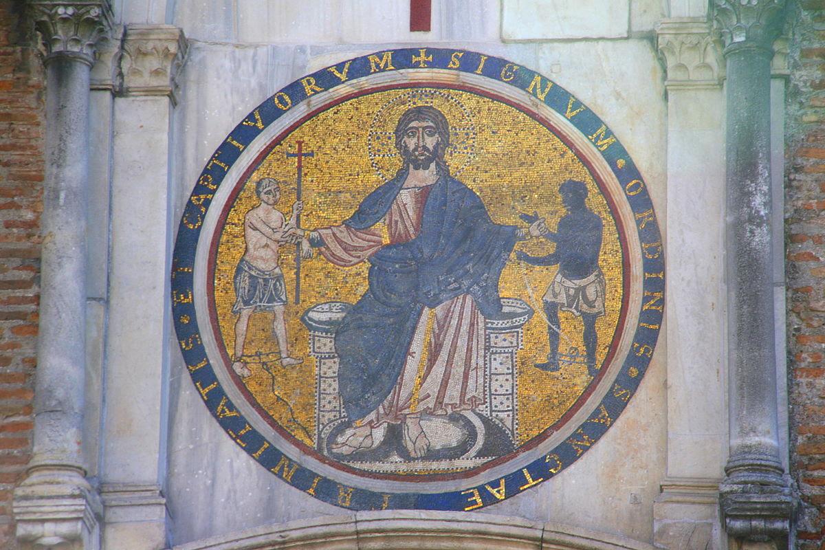 Fil: Lorenzo Cosmati mosaic.jpg