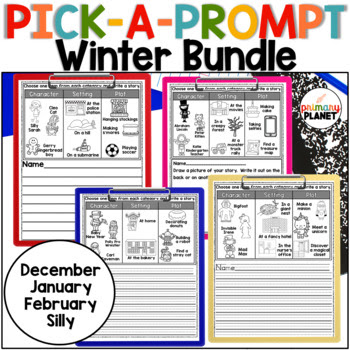 Winter Pick a Prompt Bundle
