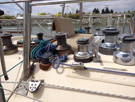 C.C. Rigging News - Let's Improve Your Sailing Experience