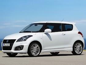 Voiture Occasion Swift Suzuki