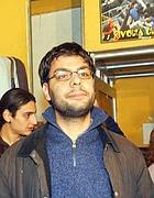 L'ex deputato Prc Francesco Caruso