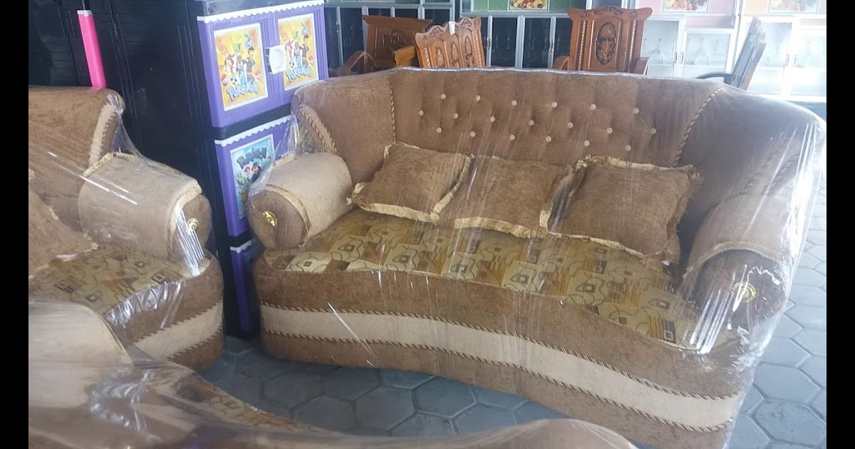 Sofa Bed Rangka Besi