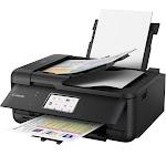 Canon Pixma TR8520 Wireless All-in-One Printer - Black