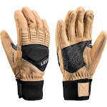 Leki Copper S Glove - Tan / Black