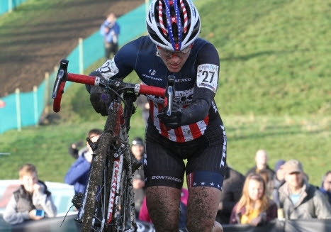Compton takes silver at World Cup, Haley wins juniors race in Milton Keynes - USA Cycling