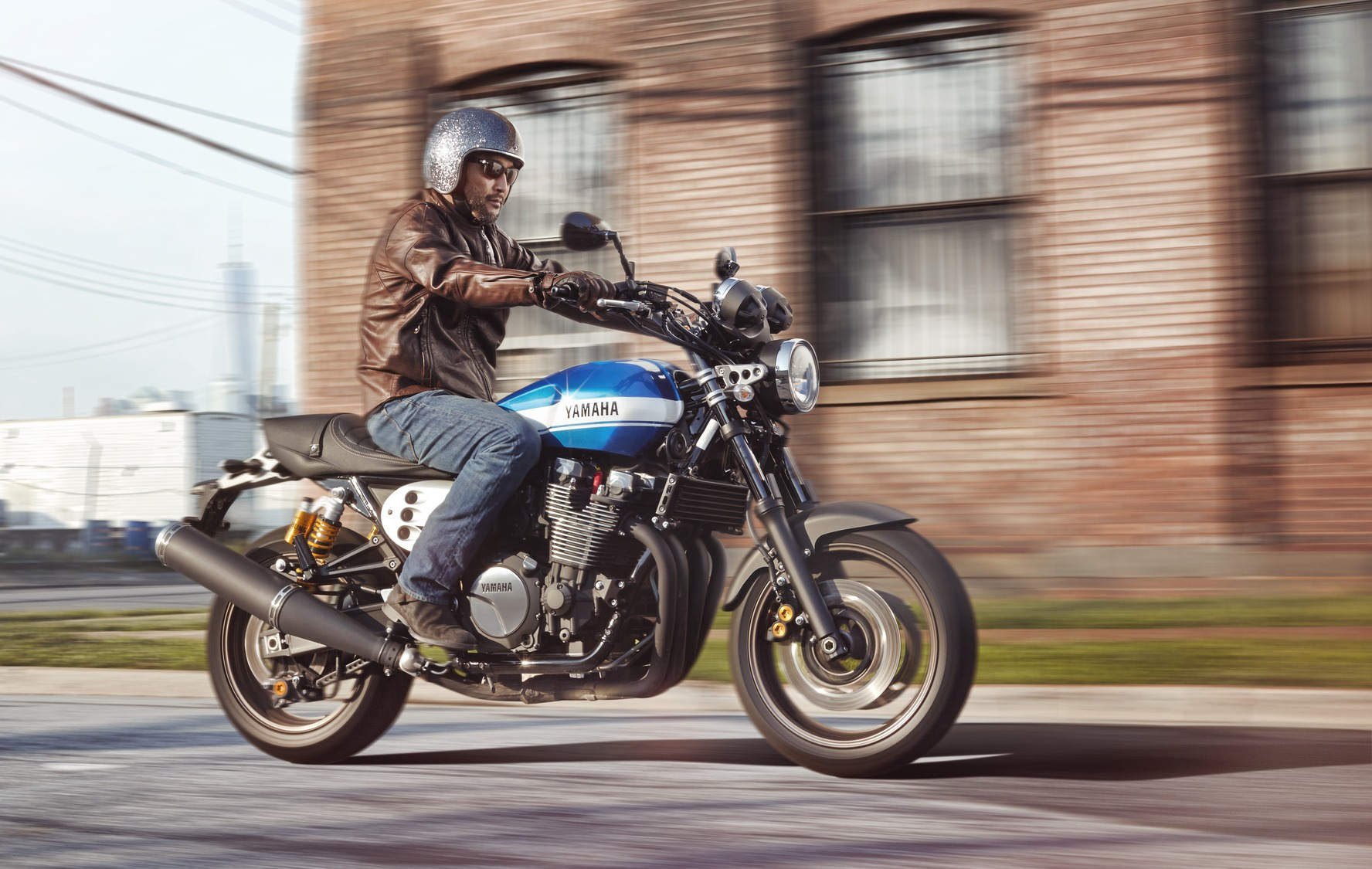 No Bike For You Yamaha Reveals Hipster Restyled Xjr1300 For