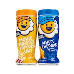 Kernel Season's Popcorn Seasoning Jumbo Movie Theater Butter Variety Pack, Salt & White Cheddar, 2 Count
