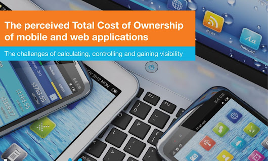 How the enterprise mobility industry measures Total Cost of Ownership