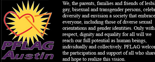 Pride and PFLAG: June 2014 Newsletter