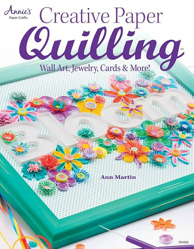 Creative Paper Quilling book