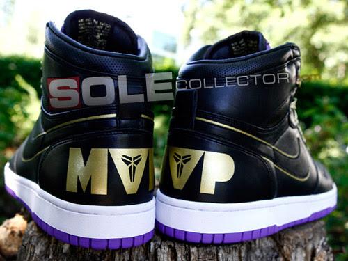 Nike endorsed Kobe Bryant