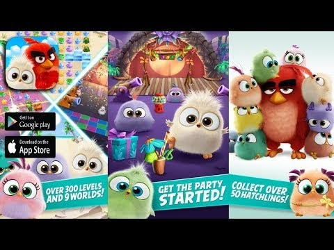 Angry Birds Match Renk Eşleştirme Oyunu