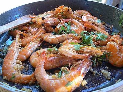 crevettes et coriandre.jpg