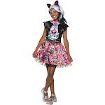 Sage Skunk Girls Enchantimals Costume - Size S