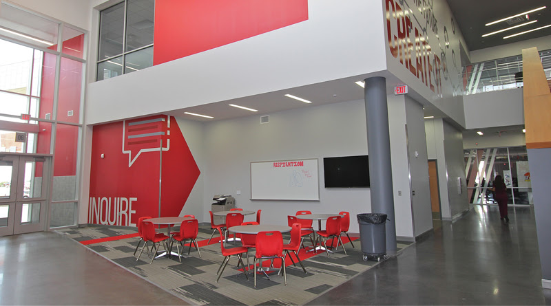 Interior Design Trends Defining Schools This Year School