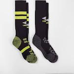 Umbro 2pk Knee High Soccer Socks - PeeWee