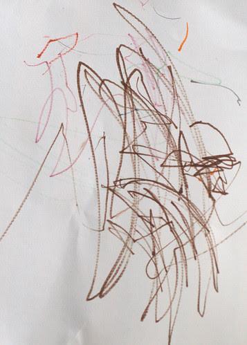 Davis's scribble
