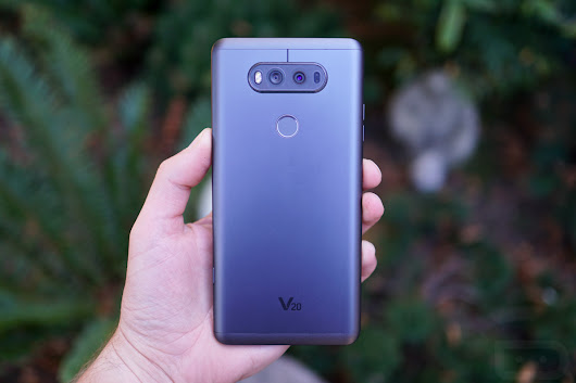 DEAL: LG V20 is 50% Off at AT&T | Droid Life