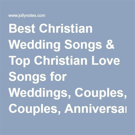 1000  ideas about Christian Wedding Songs on Pinterest