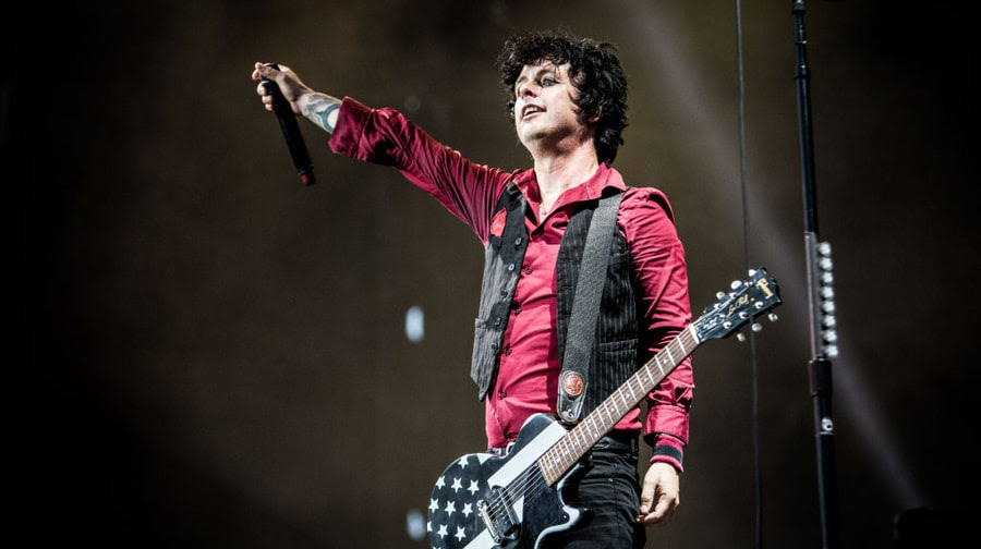 Green Day Defend Festival Set After Acrobat's Death