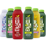 3-Day Juice Cleanse with Probiotics by Juice From the RAW - 100%RAW & Cold-Pressed Juices / Non-GMO / No Sugar Added (18 Total 16 oz. Bottles)
