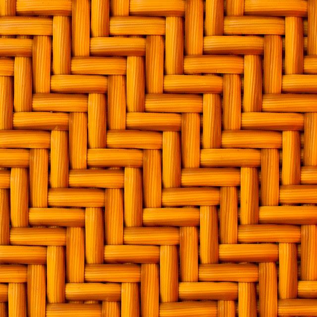 Pattern in a Square Crop