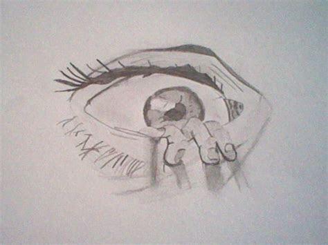 eye drawing    year   slashclaws  deviantart