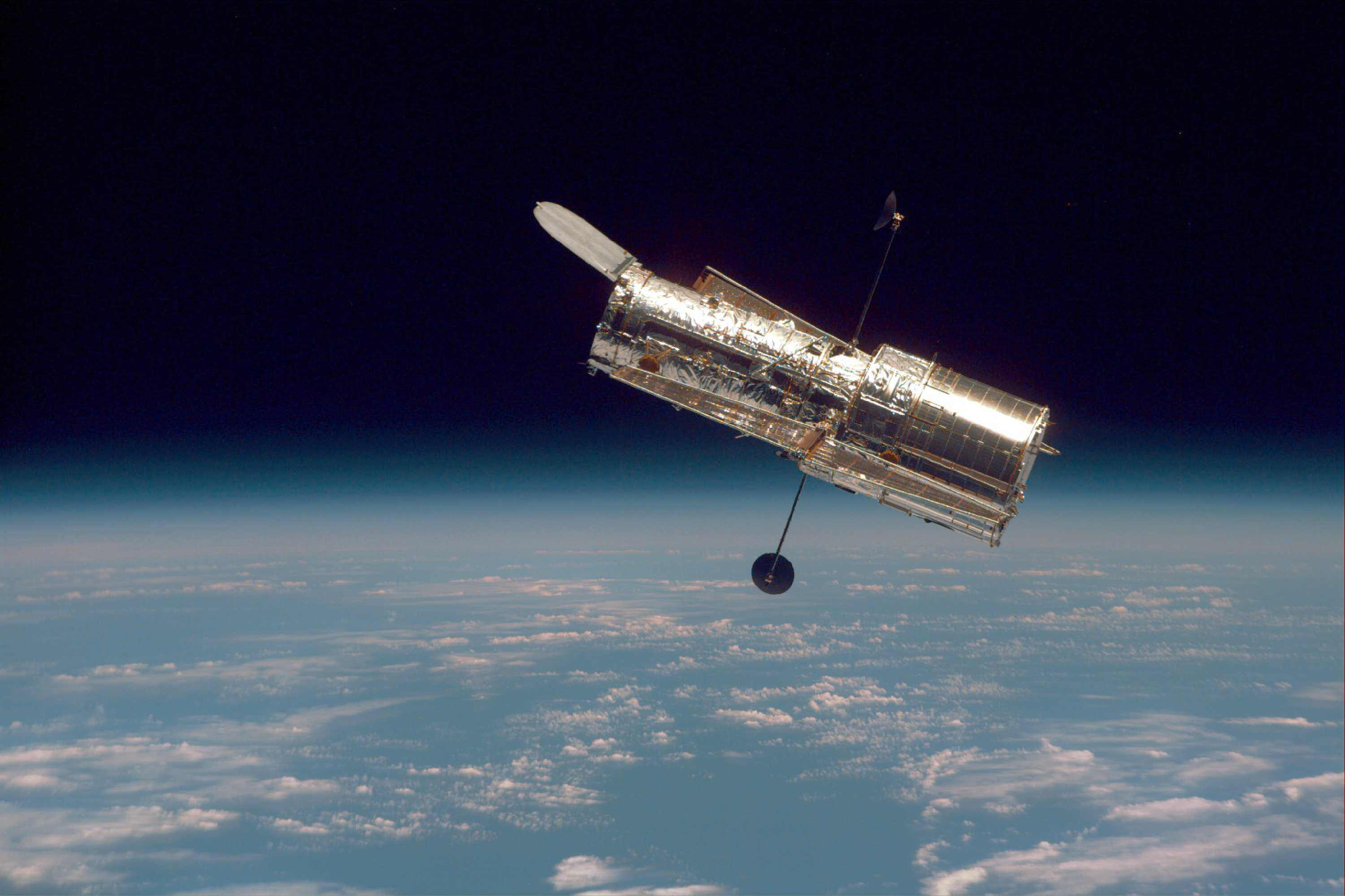 Will China's new space telescope out-perform the Hubble? Image:
