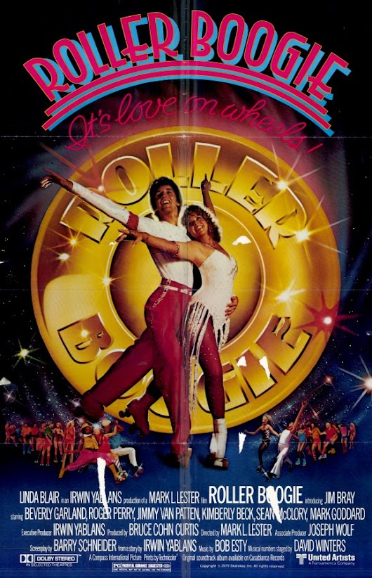 Hell on Wheels: Roller Boogie (1979) and the Slow Death of Disco - She Blogged By Night
