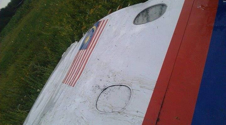 #MH17 Boeing 777-200 Malasia Airlines Ucrânia 3