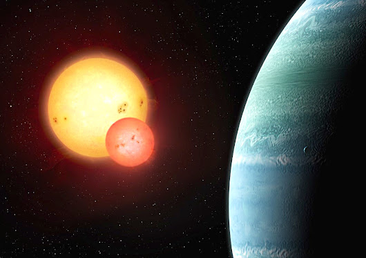 Kepler finds tenth transiting 'Tatooine' exoplanet | Astronomy Now