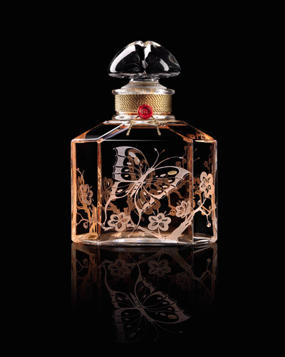 Photo: French Guerlain jewelry fragrance exhibition first station settled in Shanghai Westgate