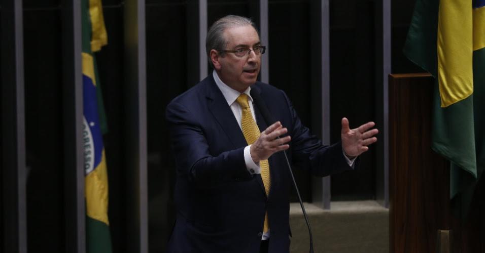 Resultado de imagem para Discurso na íntegra de Eduardo Cunha antes da cassação do mandato