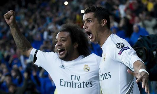 Marcelo Pen Down An Emotional Goodbye Message to Ronaldo
