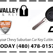 Chevy Suburban Replacement Car Keys - Replace Lost Suburban Keys