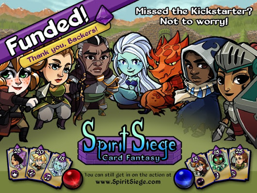 Spirit Siege: Your Five Minute Strategy Game Fix