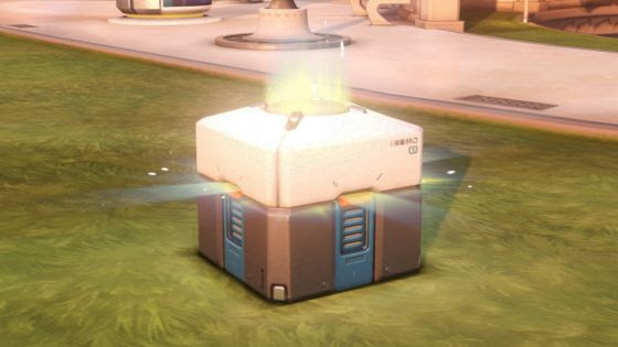 Overwatch Loot Boxes - Are They Bad?