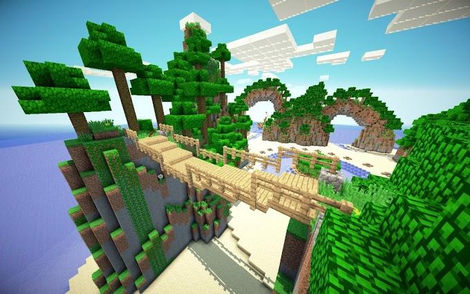 Foto Rumah Minimalis Minecraft Pe | Ide Rumah Minimalis