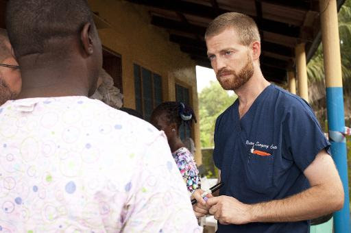 US Ebola patient 'seems to be improving': health official